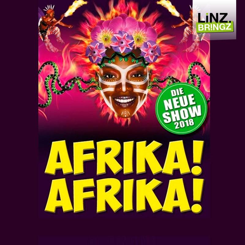 Afrika! Afrika! Live in Linz