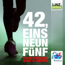 Linz Donau Marathon 2015