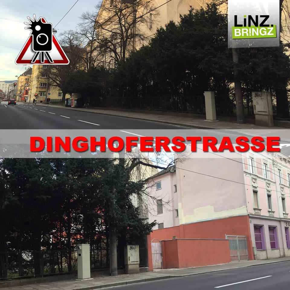 Radar Dinghoferstrasse