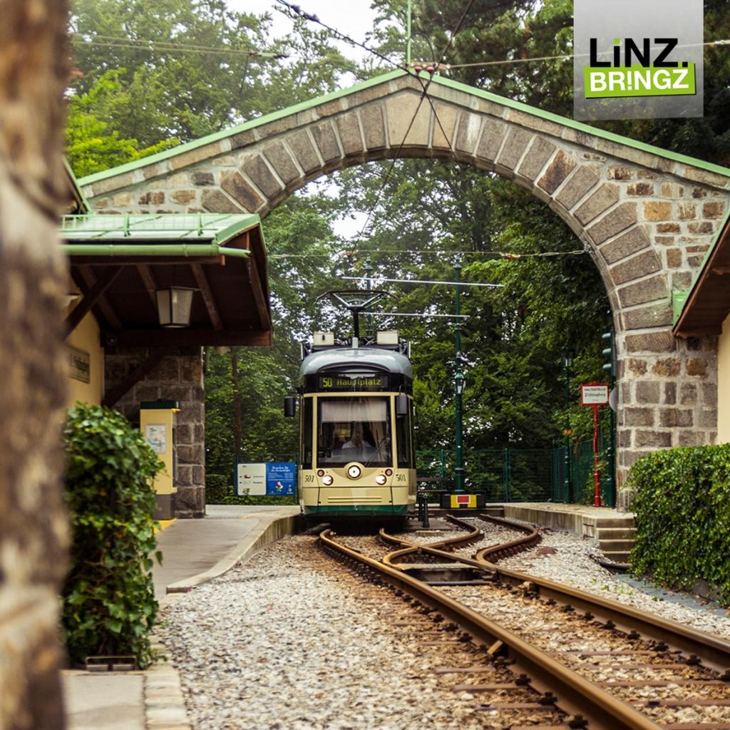 Pöstlingbergbahn Linz