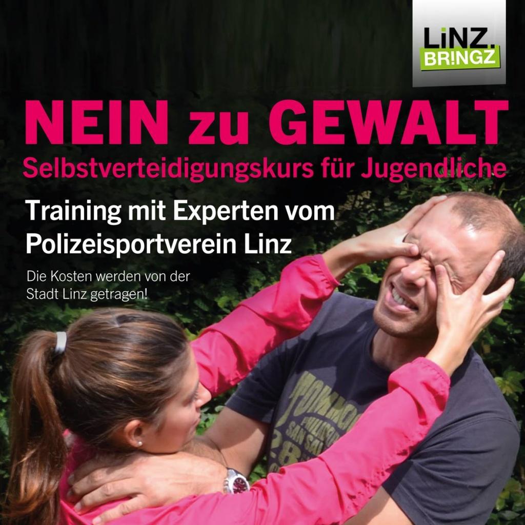Linz Bringz Selbstverteidigungskurs