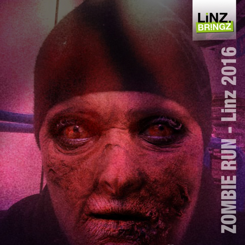 Zombie Run Linz 2016