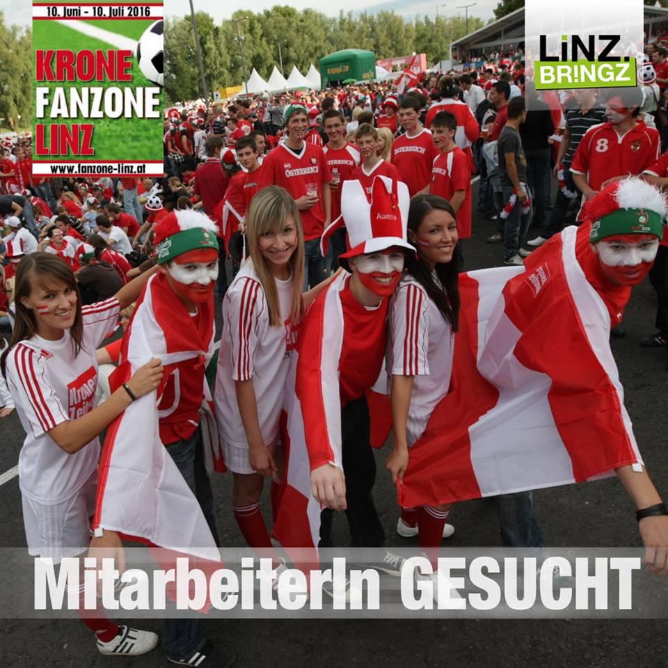 Fanzone Linz