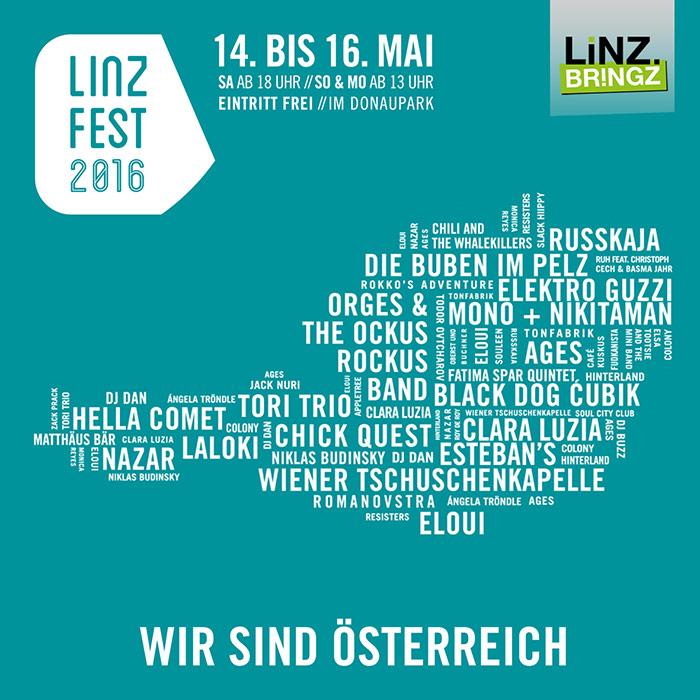Linzfest 2016