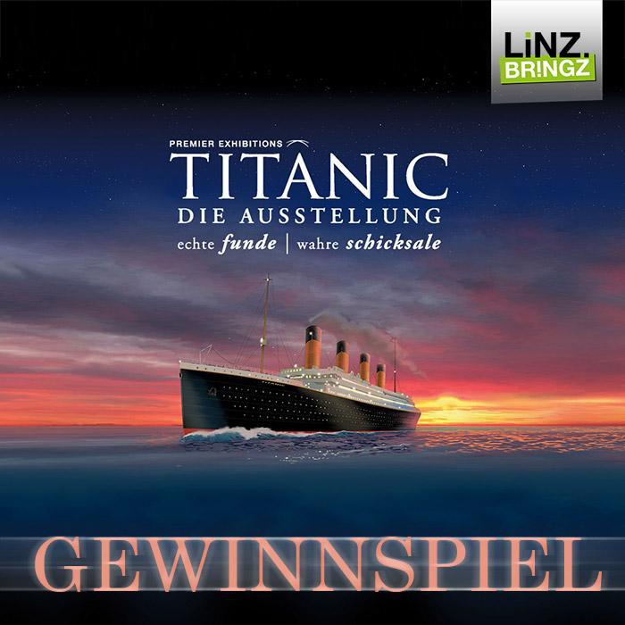 Titanic 2016 Gewinnspiel