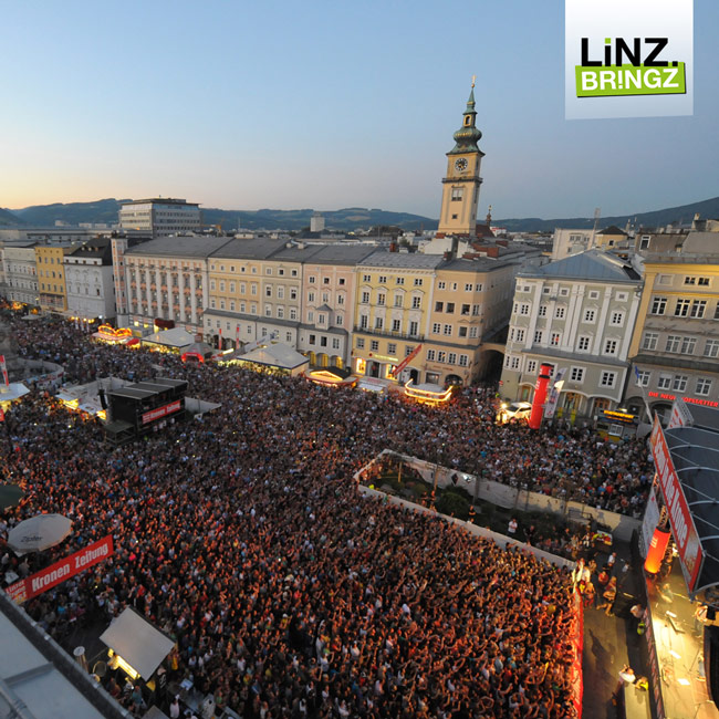 LiNZER KRONE FEST 2018