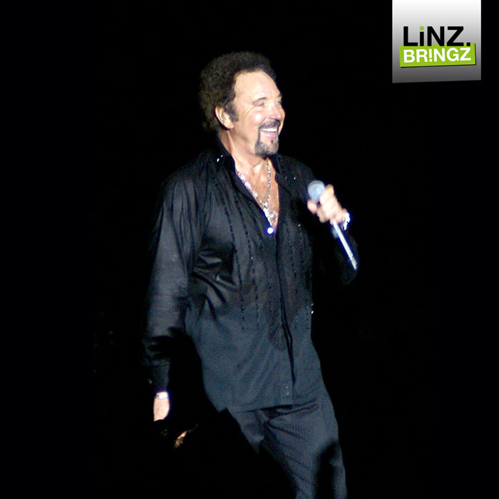 tom jones live in linz