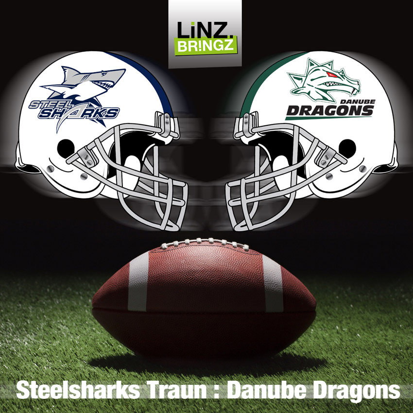Steelsharks vs Danube Dragons 2017