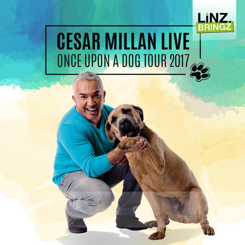 Cesar Millan live in linz