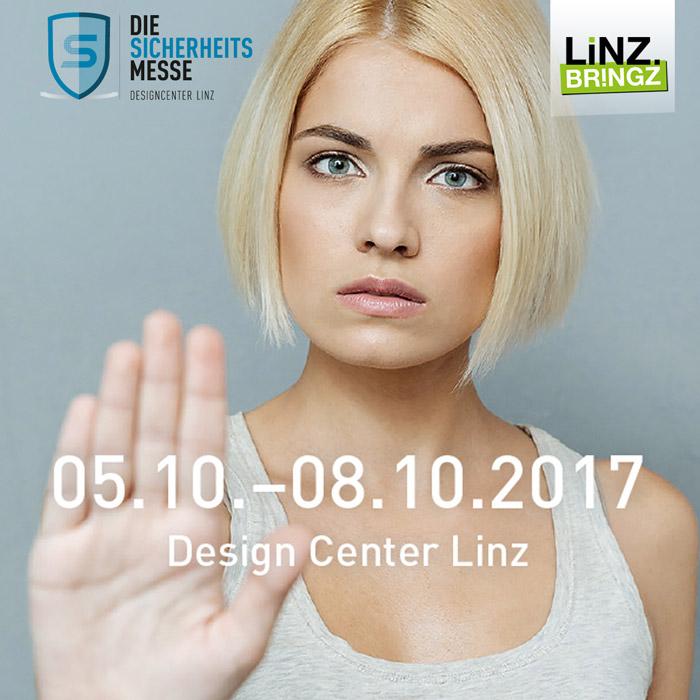 Die Sicherheitsmesse Linz