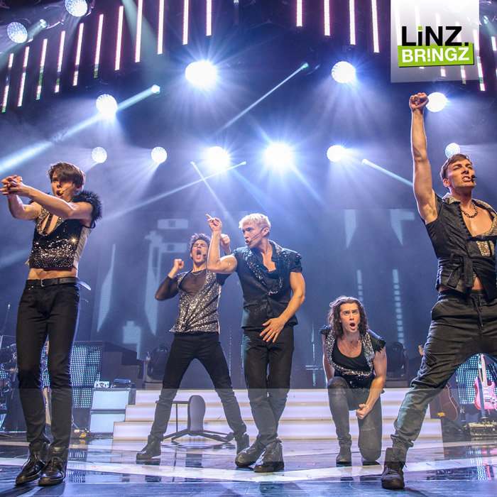 Boybands Musical Linz