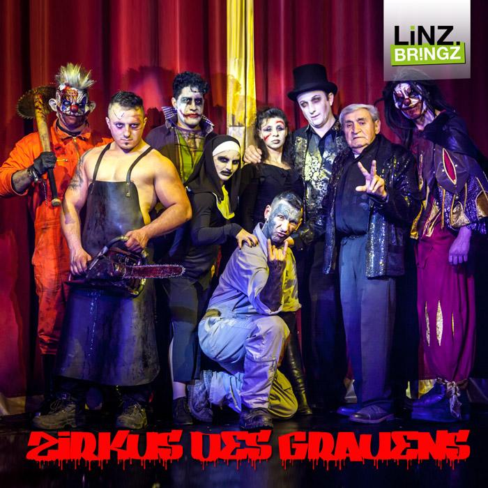 Zirkus des Grauens Linz
