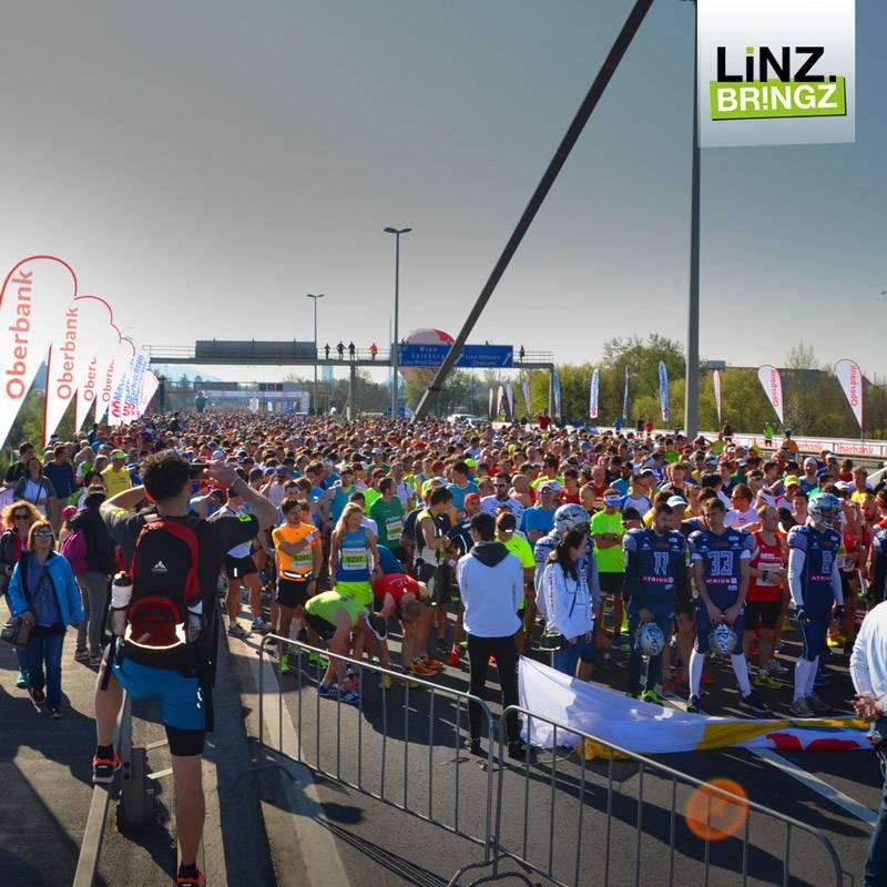 LiNZ Donau Marathon 2018