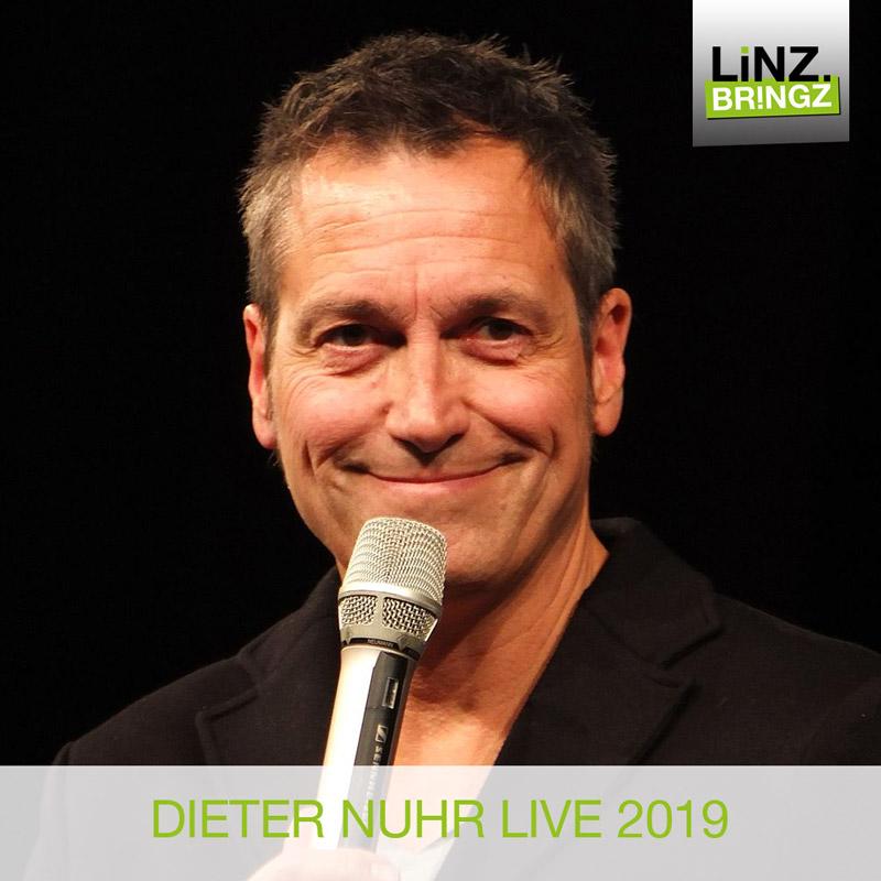 Dieter Nuhr Linz