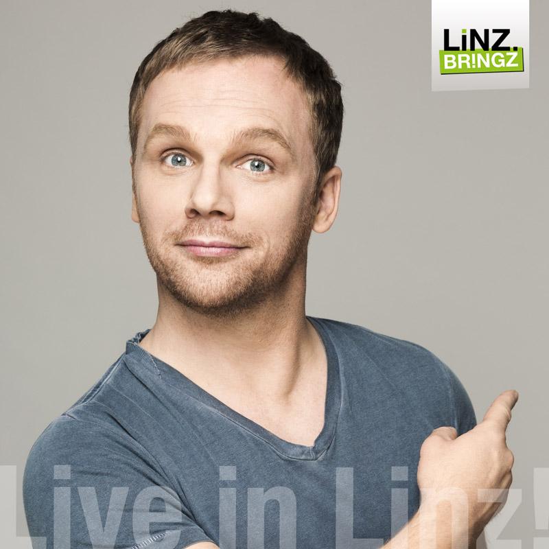 Ralf Schmitz live in Linz