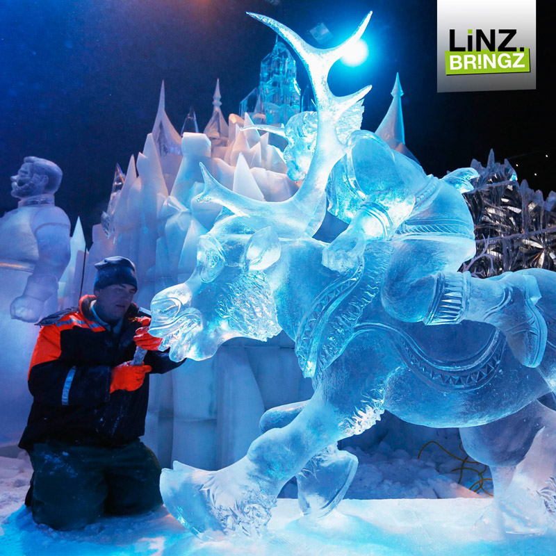 Ice Magic Linz