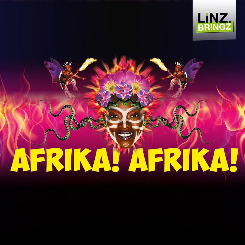 Afrika Afrika Linz 2019