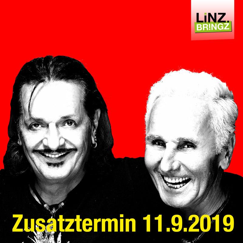 EAV Zusatztermin Linz