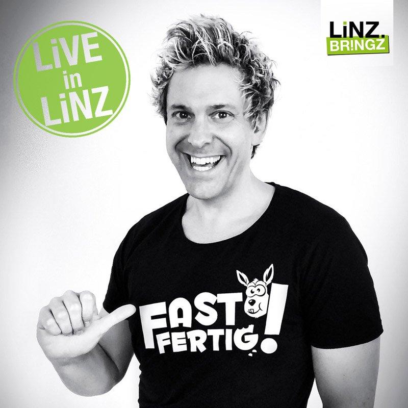Sascha Grammel live in Linz