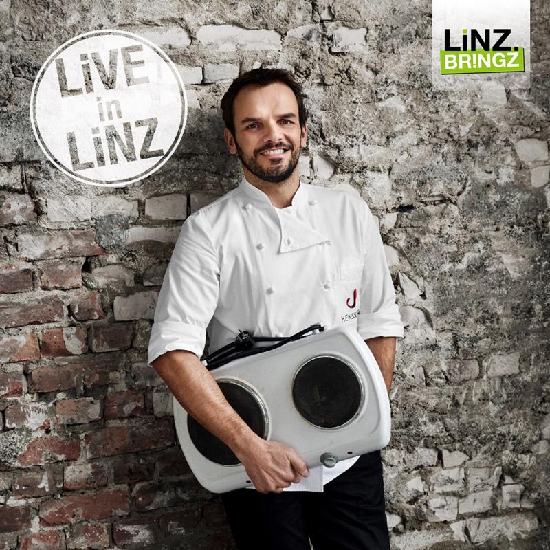 Steffen Henssler live in Linz